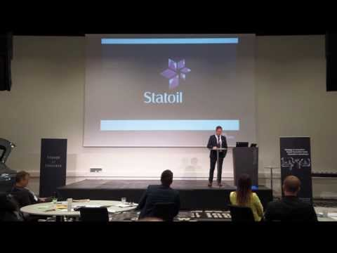 Learning to work differently with strategy: Statoil's Kristian Fjelde