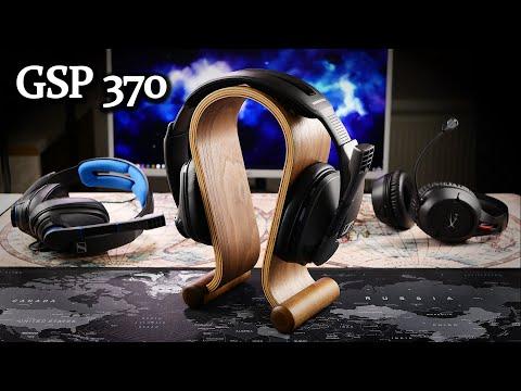 Sennheiser GSP 370 | mehr als nur ein GSP 300 ohne Kabel?