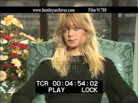 Goldie Hawn talks about 'Bird on a wire', 1990's - Film 91788