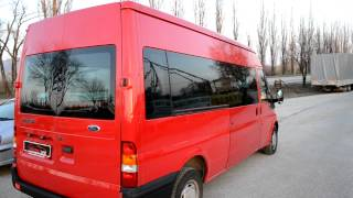 Ford Transit Bus 2.0tdci