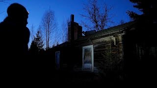 One Night in the Haunted House