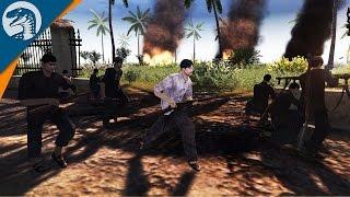 DEFEND THE REVOLUTION   Vietnam Mod   Men of War: Assault Squad 2 [MOD] Gameplay