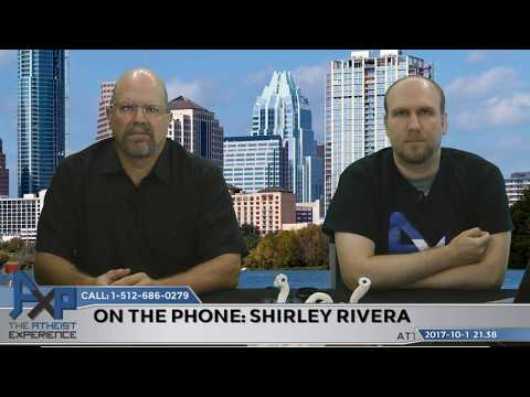 Shirley Rivera of Atheists of Puerto Rico | Atheist Experience 21.38