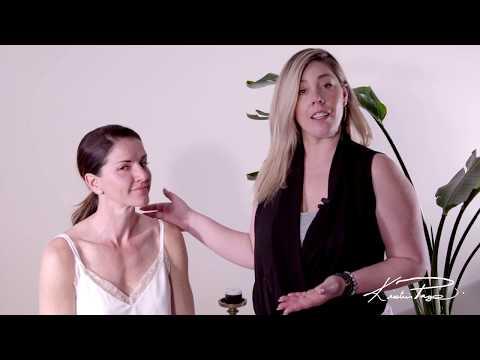 Pureza Natural Beauty Chocolate Body Polish Application   Kristin Page Styling