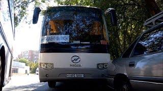 Чтобы попасть из Шымкента в Ташкент, билет на автобус лучше покупать заранее(, 2018-07-11T19:26:11.000Z)