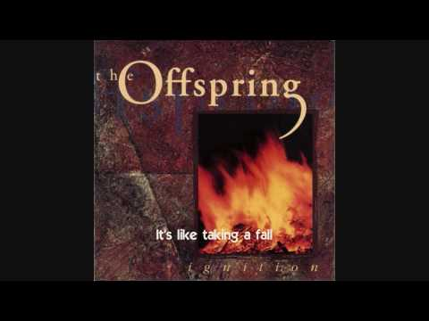 The Offspring- Kick Him When He's Down with lyrics: IN HD!