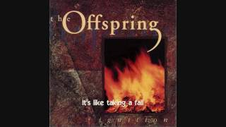 The Offspring- Kick Him When He