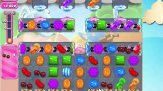 Candy Crush Saga Level 1606  NO BOOSTERS!