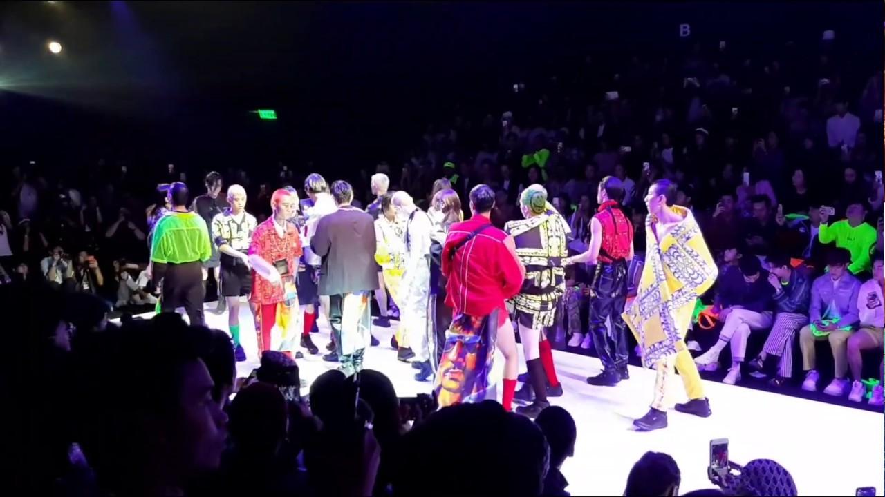 Bangkok International Fashion Week 2019: Boys of Bangkok