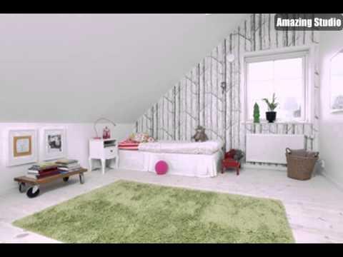Green Grass Rug Bedrooms