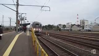 2018 12 JR関西線 南四日市駅 キハ85系・南紀