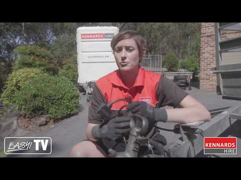 How To Hitch And Unhitch A Trailer - Kennards Hire EasyTV Ep. 7
