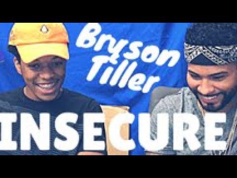 Jazmine Sullivan x Bryson Tiller - Insecure (Audio) REACTION