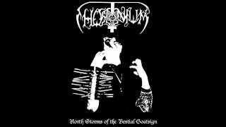 Thornium - North Storms of the Bestial Goatsign (Full Demo)