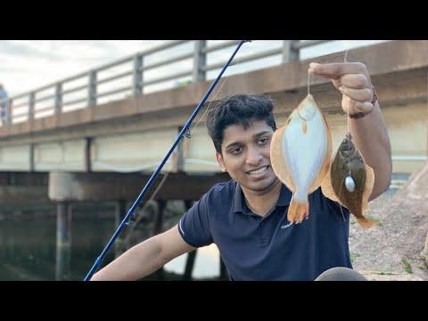 Fishing In Prince Edward Island Canada Smelts Fishing/Flatfish