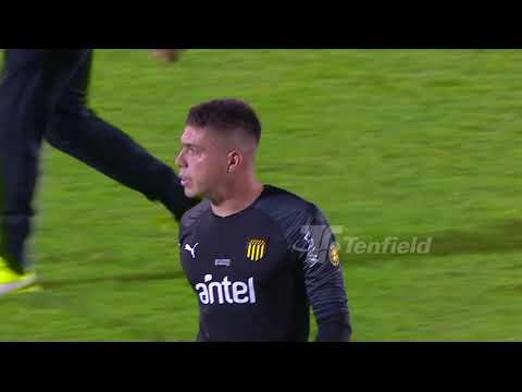 Montevideo City Penarol Goals And Highlights