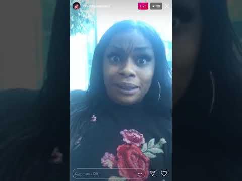 Tokyo Toni mad at BlacChyna cause she's broke