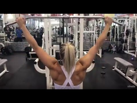 Full Back Day Workout For Women