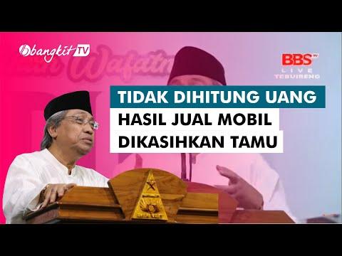 KH Nasikhin Hasan - 3 Keistimewaan Gus Dur Yang Sulit Dilupakan | Bangkit TV