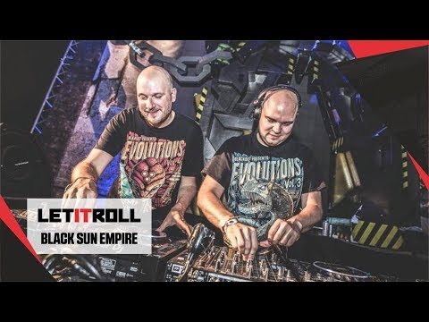 BLACK SUN EMPIRE - Let It Roll 2017