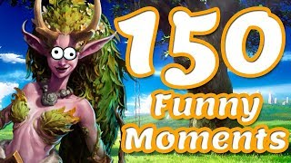 Heroes of the Storm: WP and Funny Moments #150
