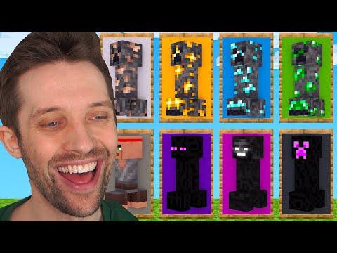 DIESE CREEPER LIEBE ICH! (Minecraft)
