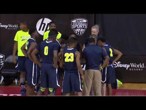 AAU Boys National Championships (16U Consolation) Da House (MS) vs Lightning (NY)