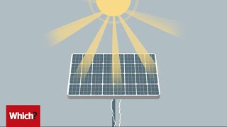 How do solar panels work for your home?