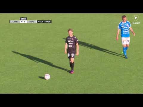 FCLahtiTV: Karjala ottelukooste: FC Lahti - RoPS 0-0 (0-0) 18.5.2018