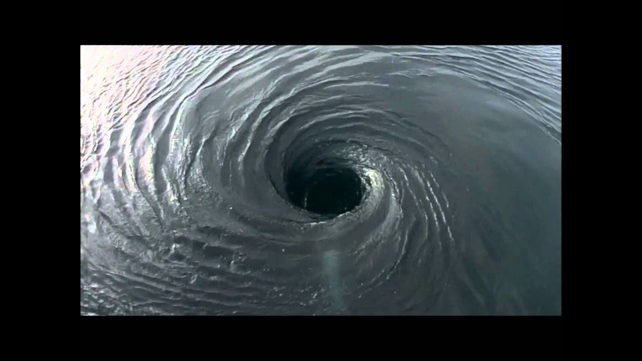 Whirlpool! EXTREME! - YouTube