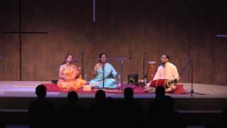 Brova Bharama Bahudaari Raga by Kanchana Sisters