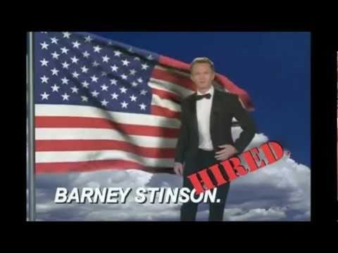 Barney Stinson - Awesome CV