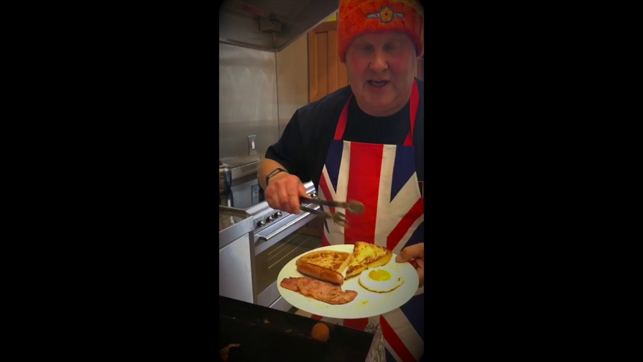 Start your '12th at Home' with an Ulster-Fry