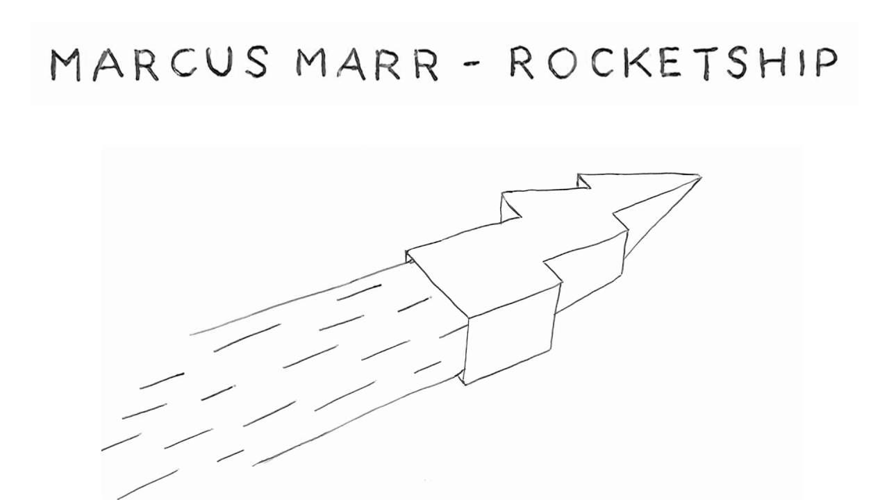 Real Rocket Ship Diagram Parts Of The Eye Marcus Marr Rocketship Official Audio Dfa Records Youtube