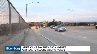 Poll Finds Americans Back Higher Gas Tax to Fix Roads