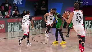 Raptors Highlights: VanVleet Layup