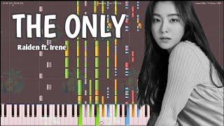 [Impossible Piano] Raiden (레이든) 'The Only (Feat. Irene (아이린) Of Red Velvet)
