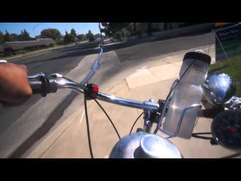test ride and 150 mile review of my HuaSheng 49cc motorized bicycle