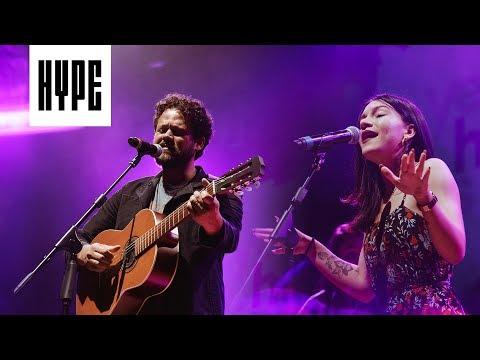 Priscilla Alcantara + Marcos Almeida // Toda Dor É Por Enquanto (Ao Vivo No HYPE)
