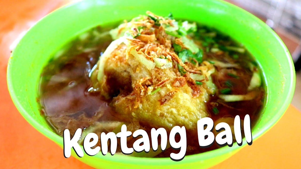 Kentang Ball at Haig Road Food Center, Singapore - #18