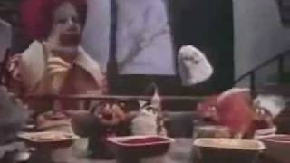 mcdonalds 1985 halloween commercial scared silly