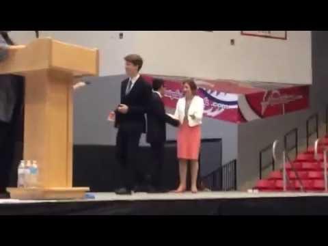 Announcing top Debate speakers Abigail won LD speaker nitoc