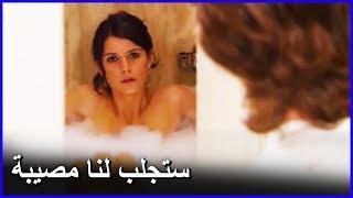 بينما بيتر �ي الحمام يدخل عندها ب...