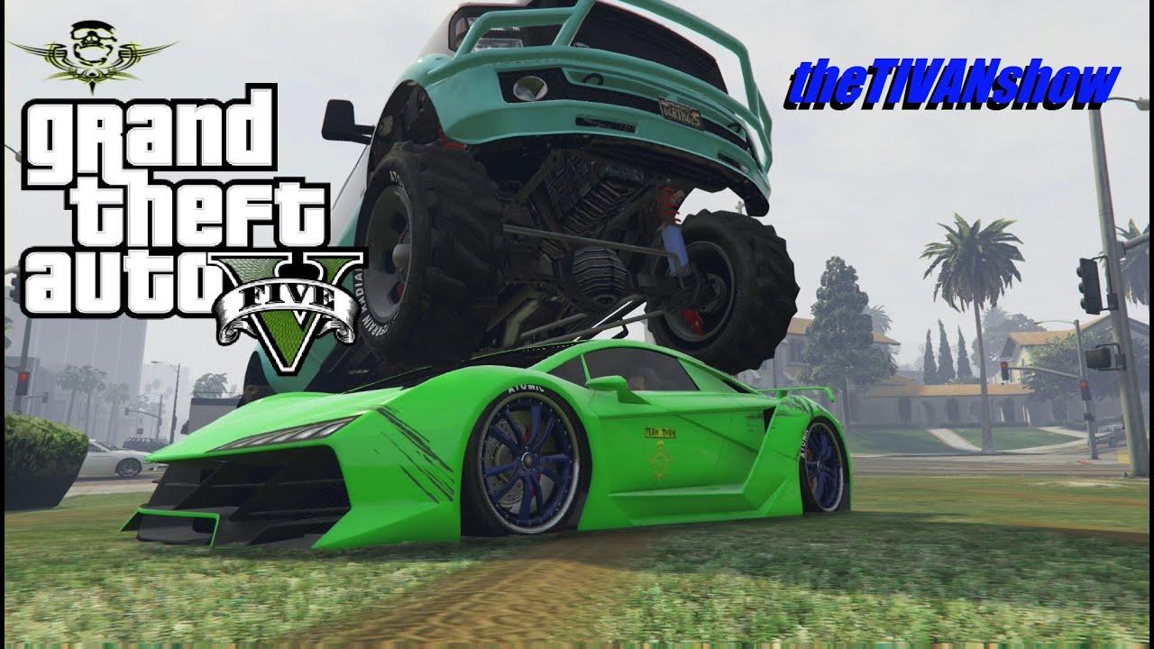 GTA5 - TRUCKERS CHALLENGE - RACING - OPEN LOBBIES - PS4 - LIVE