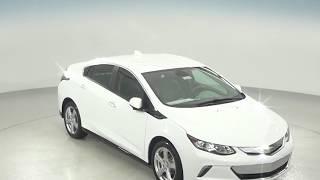 182298 - New, 2018, Chevrolet Volt, LT, Hatchback, White, Test Drive, Review, For Sale -