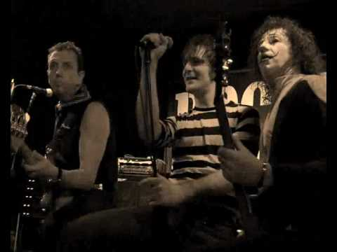The Sensational Alex Harvey TRIBUTE Band - MIDNIGHT  MOSES  @ Rockers Glasgow 9-4-10