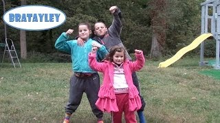 Quick Change Challenge! (WK 145) | Bratayley