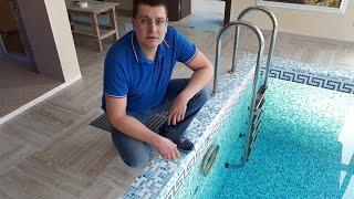 видео Купить донные закладные для бассейна. Донный слив по доступной цене в интернет магазине WaterStore