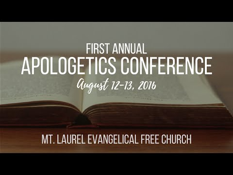 Apologetics Conference 2016: Why I Believe in Christ (David Wood)