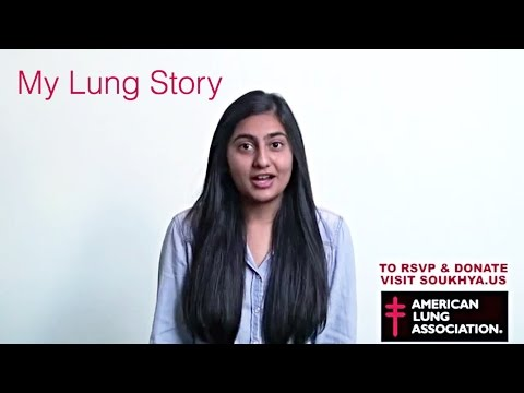 My Lung Story - Donate To The American Lung Association